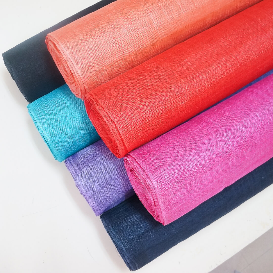 8be567977a4 Sinamay Fabric. We now supply high quality sized Machine made Sinamay  Material. We have a variety ...